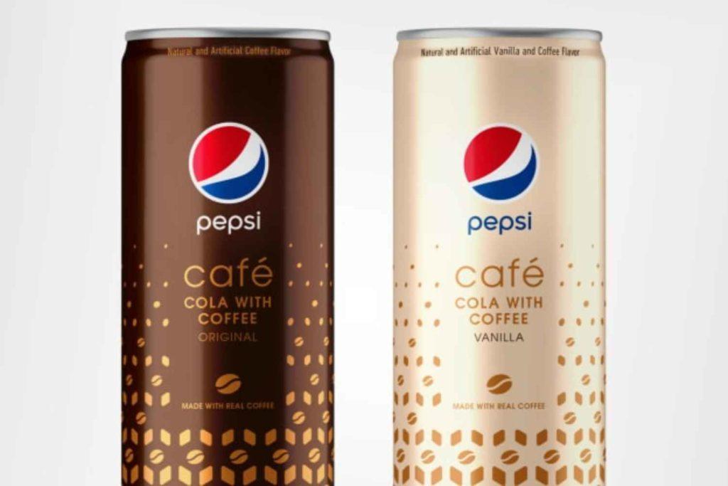 Pepsi lanza una nueva bebida que mezcla cola con café (y el doble de cafeína)