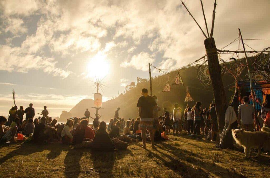 Sorteamos 2 entradas para el Festival Nómade: un evento único en un paraíso casi escondido de Chile