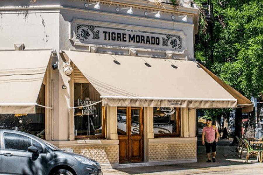 Un rincón de Perú en pleno corazón de Palermo: Así es 'Tigre Morado', una cebichería para disfrutar en Buenos Aires