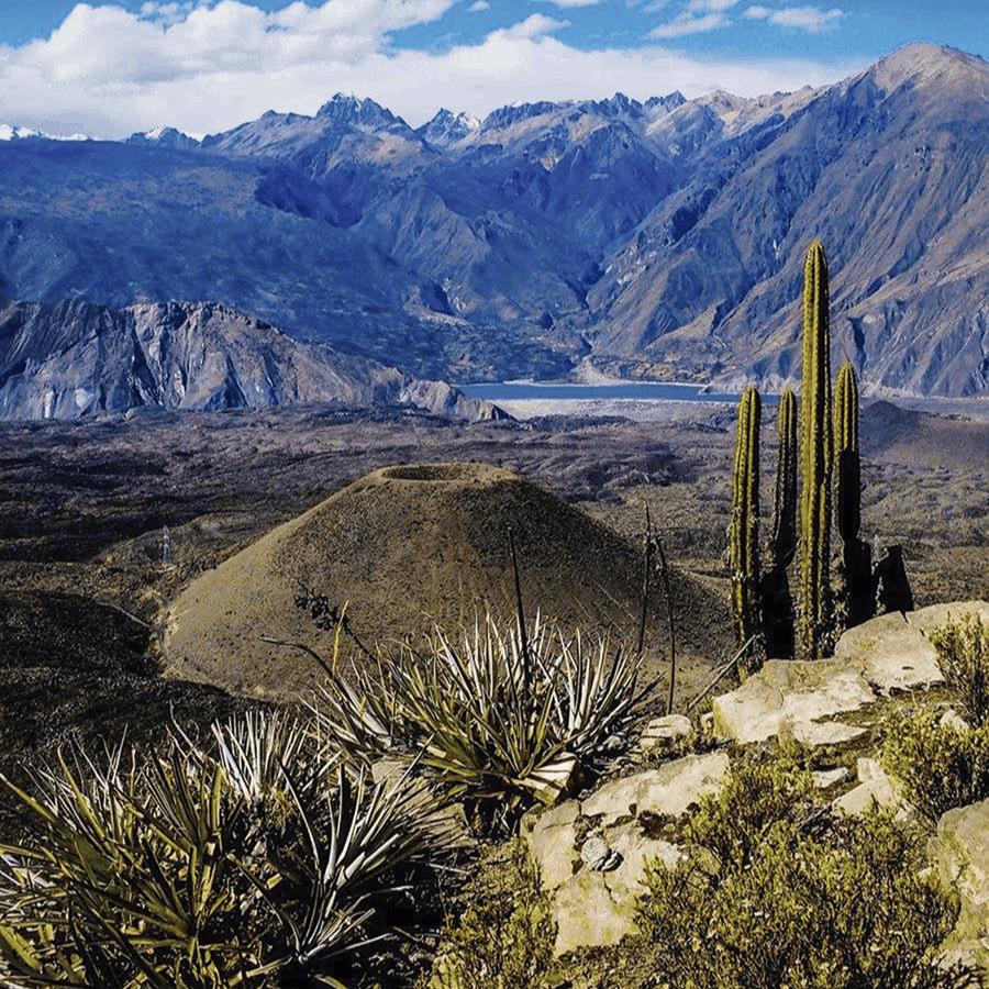 Perú presenta un nuevo destino para los viajeros: conoce el Valle de los Volcanes en Arequipa