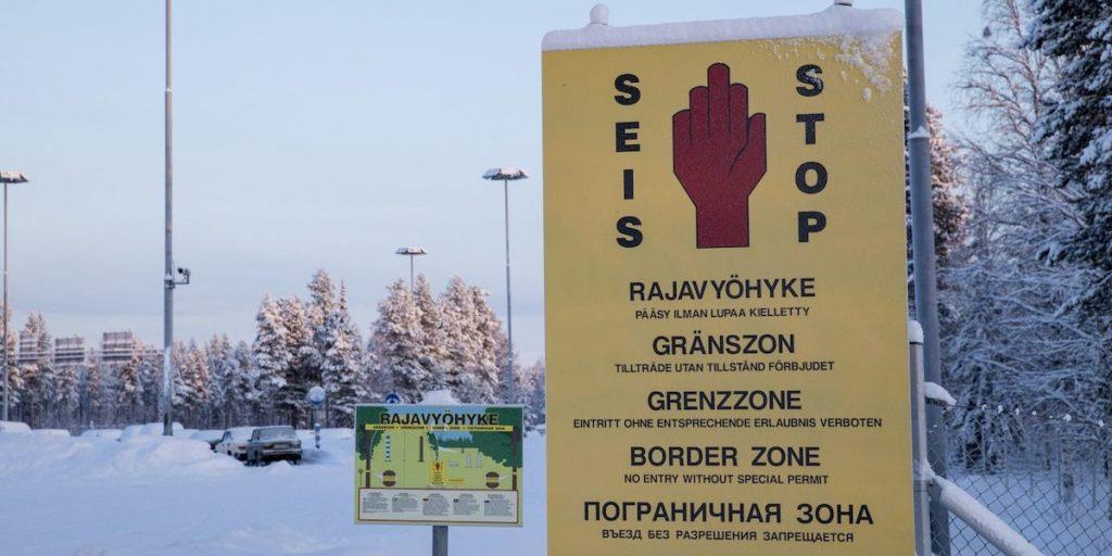 Construyó una frontera falsa entre Rusia y Finlandia, y cobraba 11.000 dólares para poder cruzarla