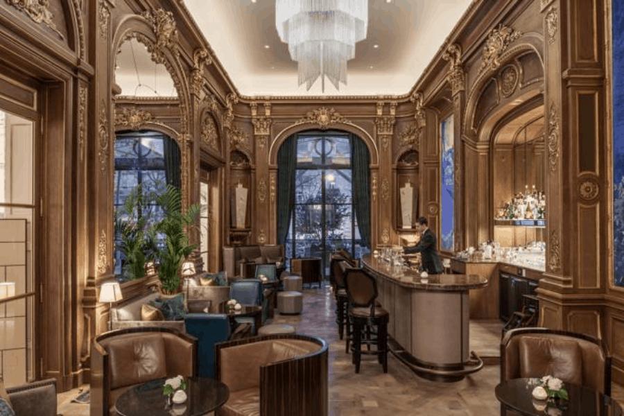 Este lujoso hotel en París ha sido reconocido como 'el mejor del mundo', según los World Travel Awards