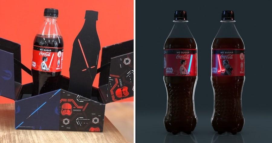 imagen Star Wars Coca Cola 1