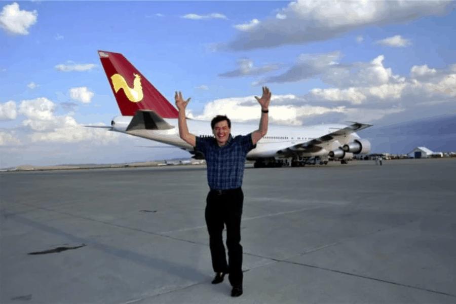 Insólito: la aerolínea que funciona desde hace 30 años y no ha transportado ni a un pasajero