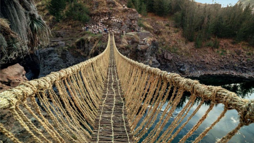 Qué hacer en Cusco: En este recorrido puedes cruzar el último puente colgante inca
