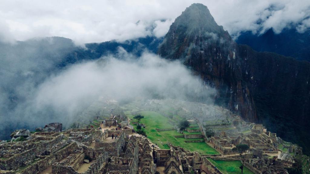 Machu Picchu libre de plásticos: Prohibirán el ingreso de plásticos no reutilizables