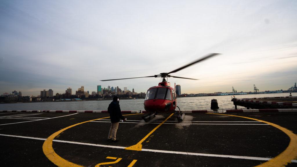 nueva york en helicoptero