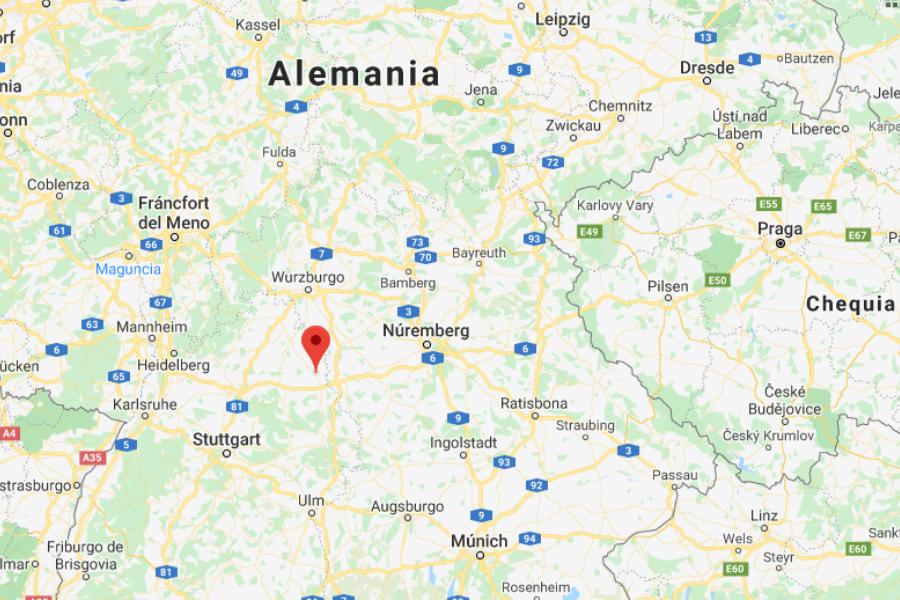 Alemania: Un vecino protagonizó un tiroteo que dejó al menos 6 muertos y varios heridos