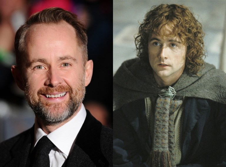 Billy Boyd Actor Interview The Lord of the Rings