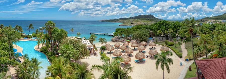 Imagen Dreams Curacao Resort Spa Y Casino Ex Hilton Curac