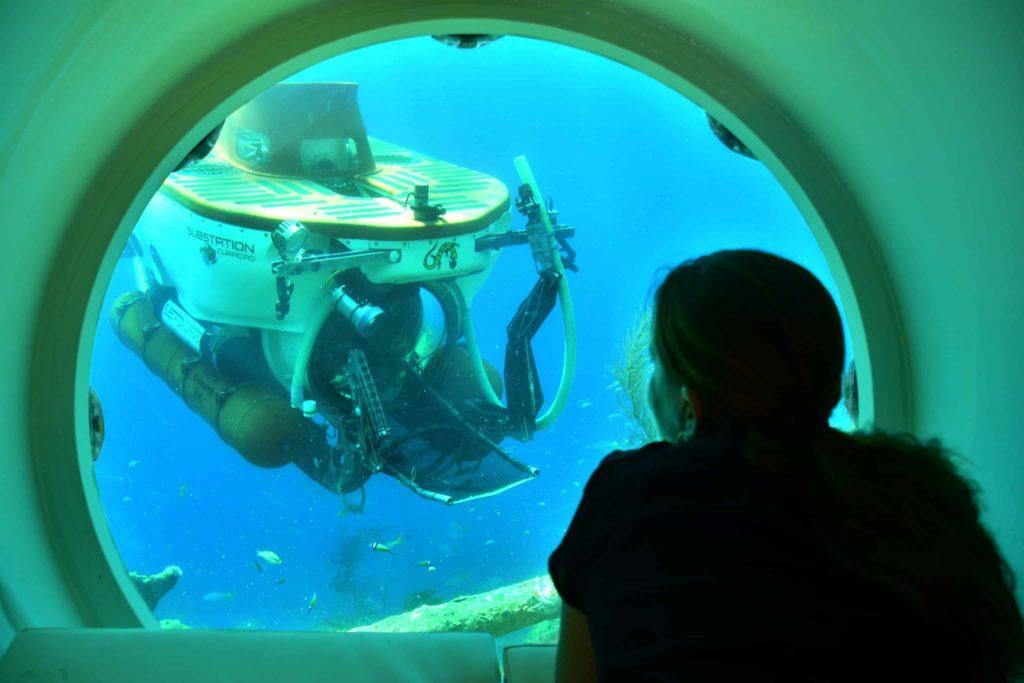 Imagen Curac%Cc%A7Ao Sea Aquarium Ocean Lens Curasub