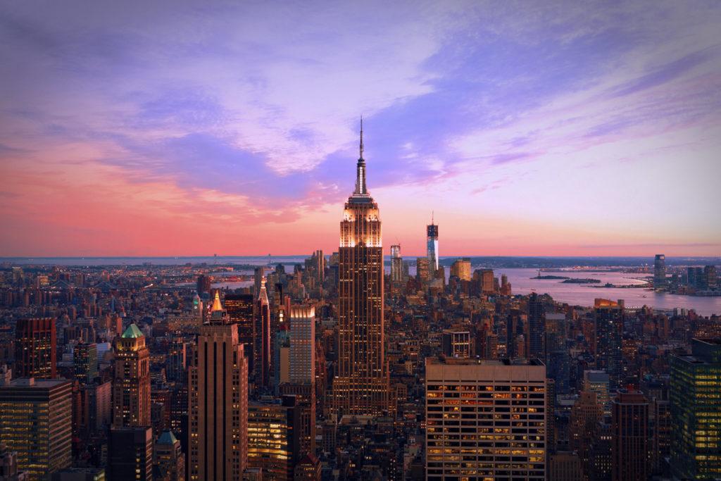 Rentar un auto en Nueva York