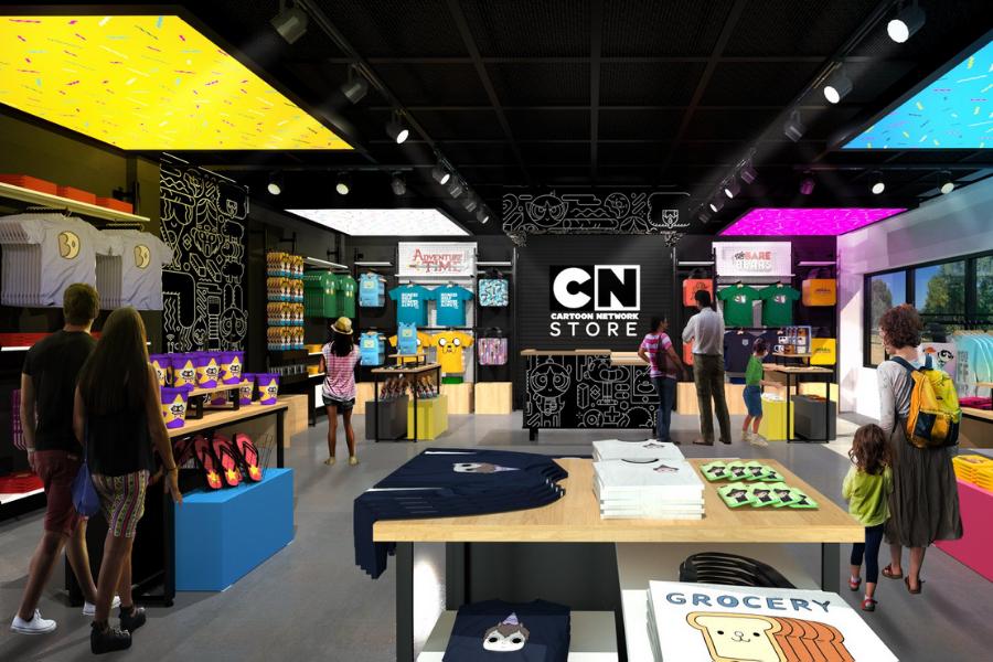 Inauguró en Pennsylvania el primer hotel Cartoon Network del mundo