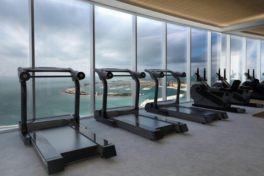 Dubái abrirá sus puertas al nuevo hotel más alto del mundo: tendrá 82 pisos y una altura de 360,4 metros