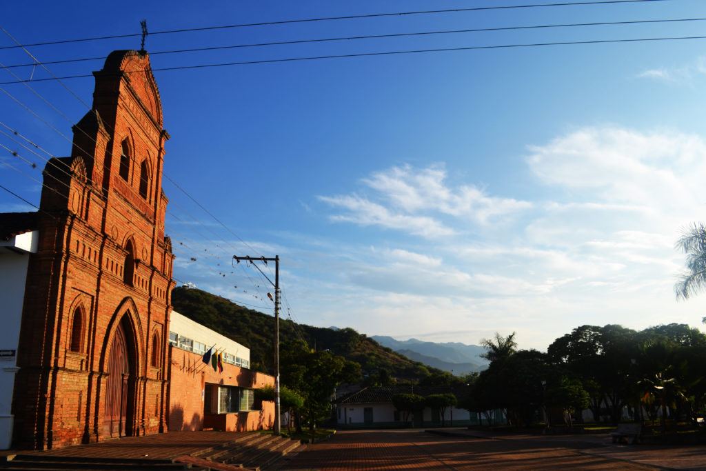 imagen Capilla de la Ermita Roldanillo Valle del Cauca Colombia