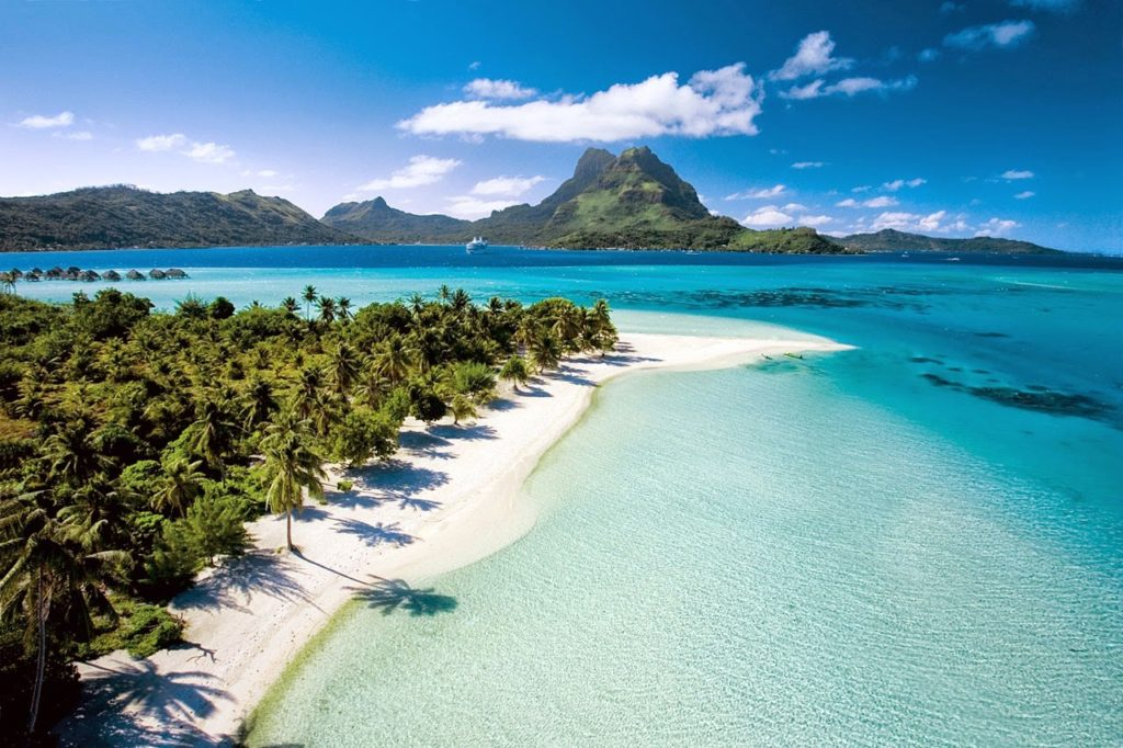 imagen Matira Beach Bora Bora Tahiti Wallpaper