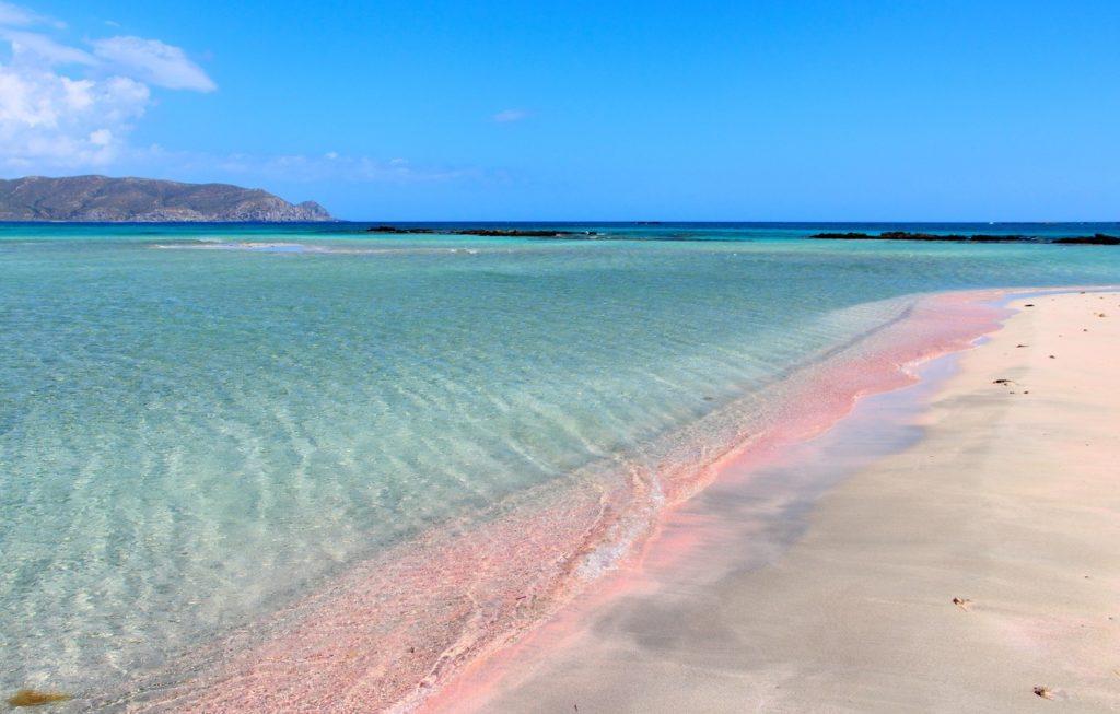 imagen creta elafonisi beach greece