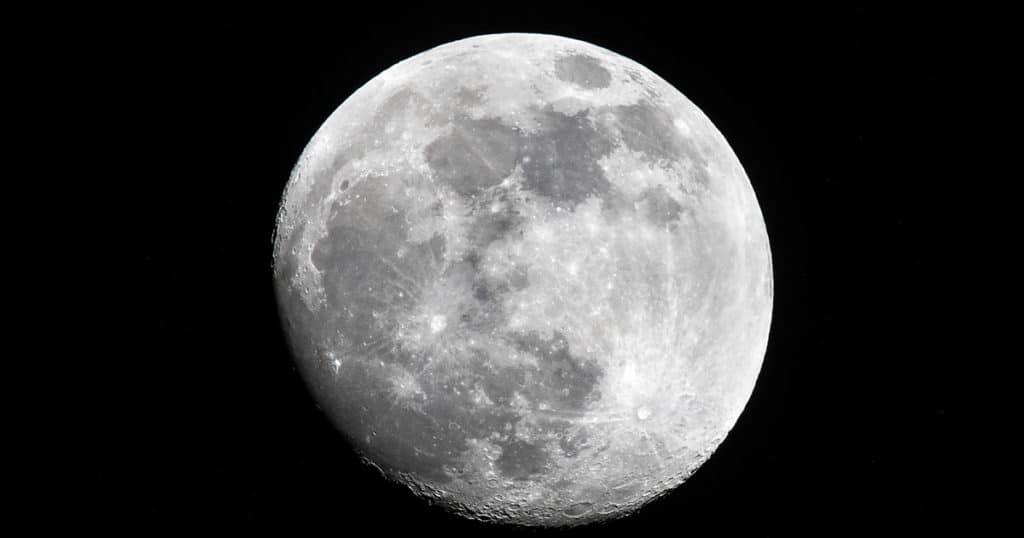 imagen Súperluna rosa luna