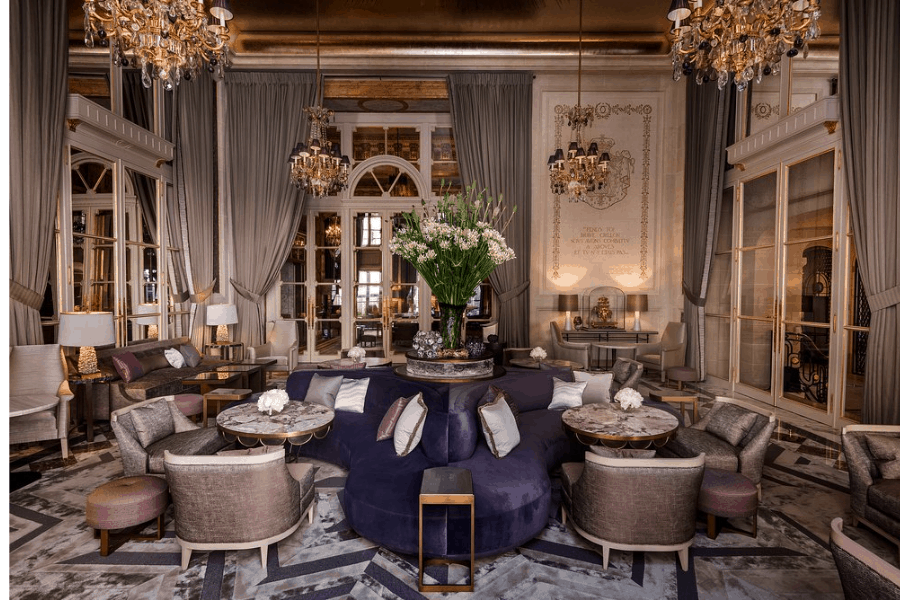 hoteles más bonitos de París