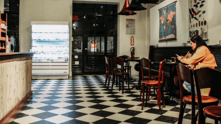 Bar en Nueva York