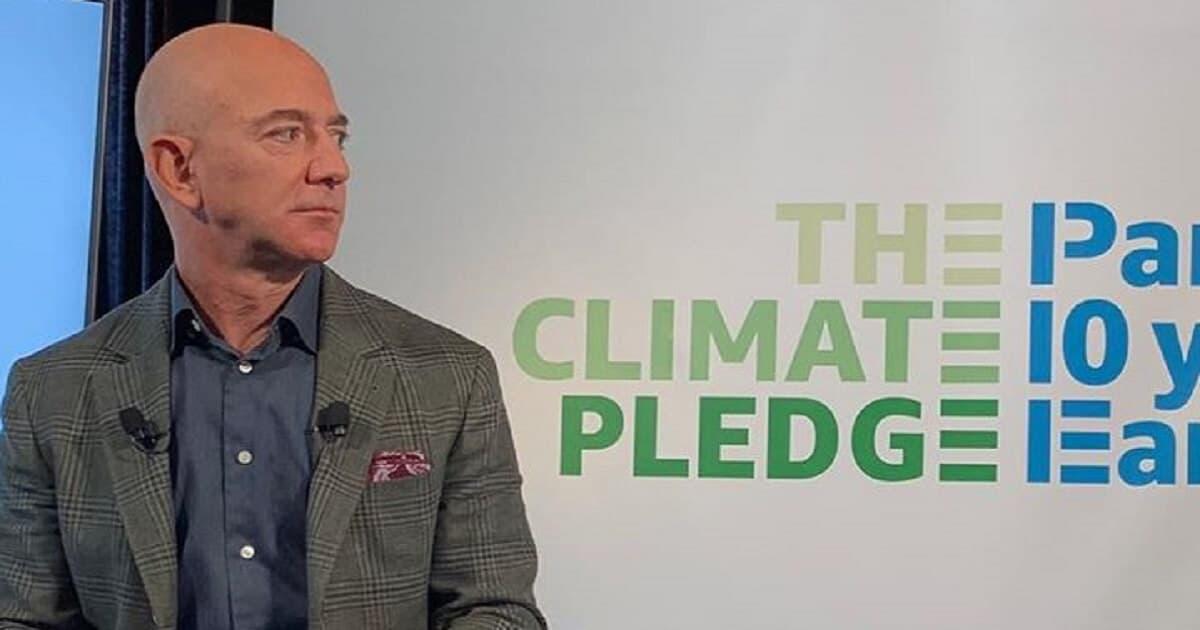 Jeff Bezos destinará $10 mil millones para la lucha contra el cambio climático