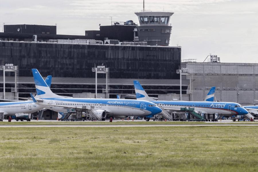 Aerolineas Argentinas anuncia nuevas rutas de cabotaje y m%C3%A1s frecuencias semanales entre sus principales