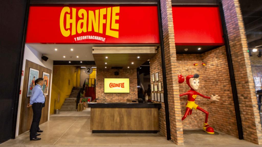 Imagen El Chavo Del 8 Chanfle Y Recontrachanfle Un Restaurante En Ciudad De M%C3%A9Xico Inspirado En El Chavo Del 8
