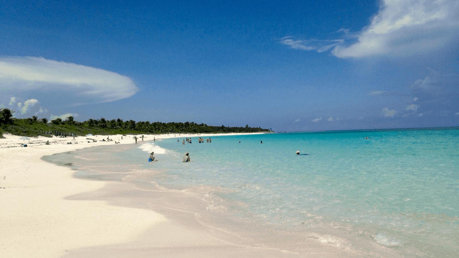 Eligieron la mejor playa del mundo y la ganadora se encuentra en México