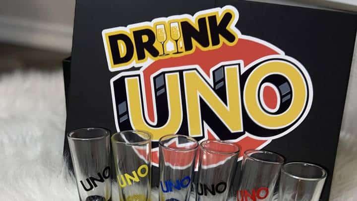 Crearon La Versión Alcohólica Del Juego De Cartas Uno Intriper