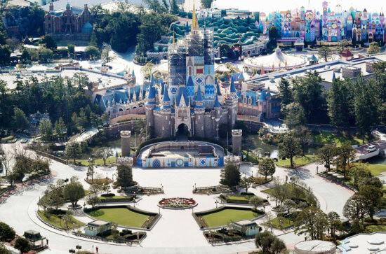 Disneyland cerrará sus puertas debido al brote de coronavirus en California
