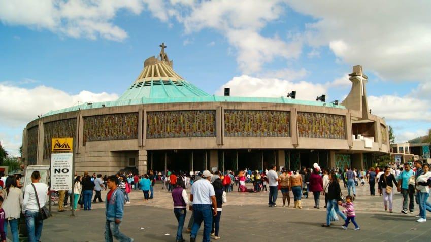 El COVID-19 frustra la celebración de la Virgen de Guadalupe: anuncian el cierre de la Basílica de Guadalupe en la Ciudad de México del 10 al 13 de diciembre