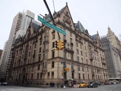 Edificio Dakota en Nueva York