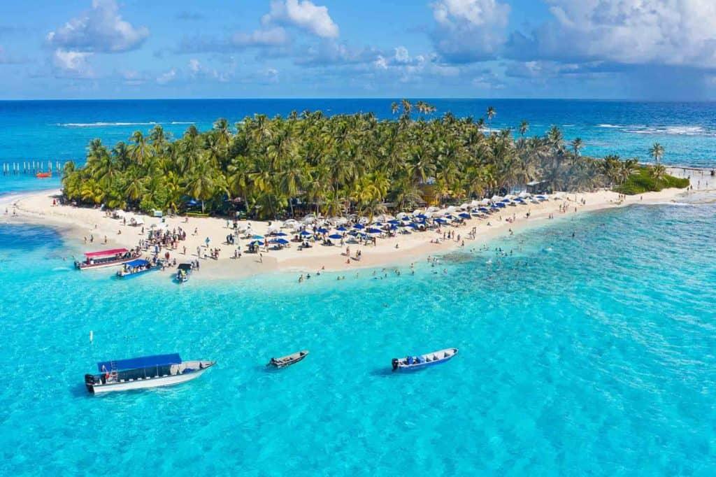 Islas de Colombia: San Andrés
