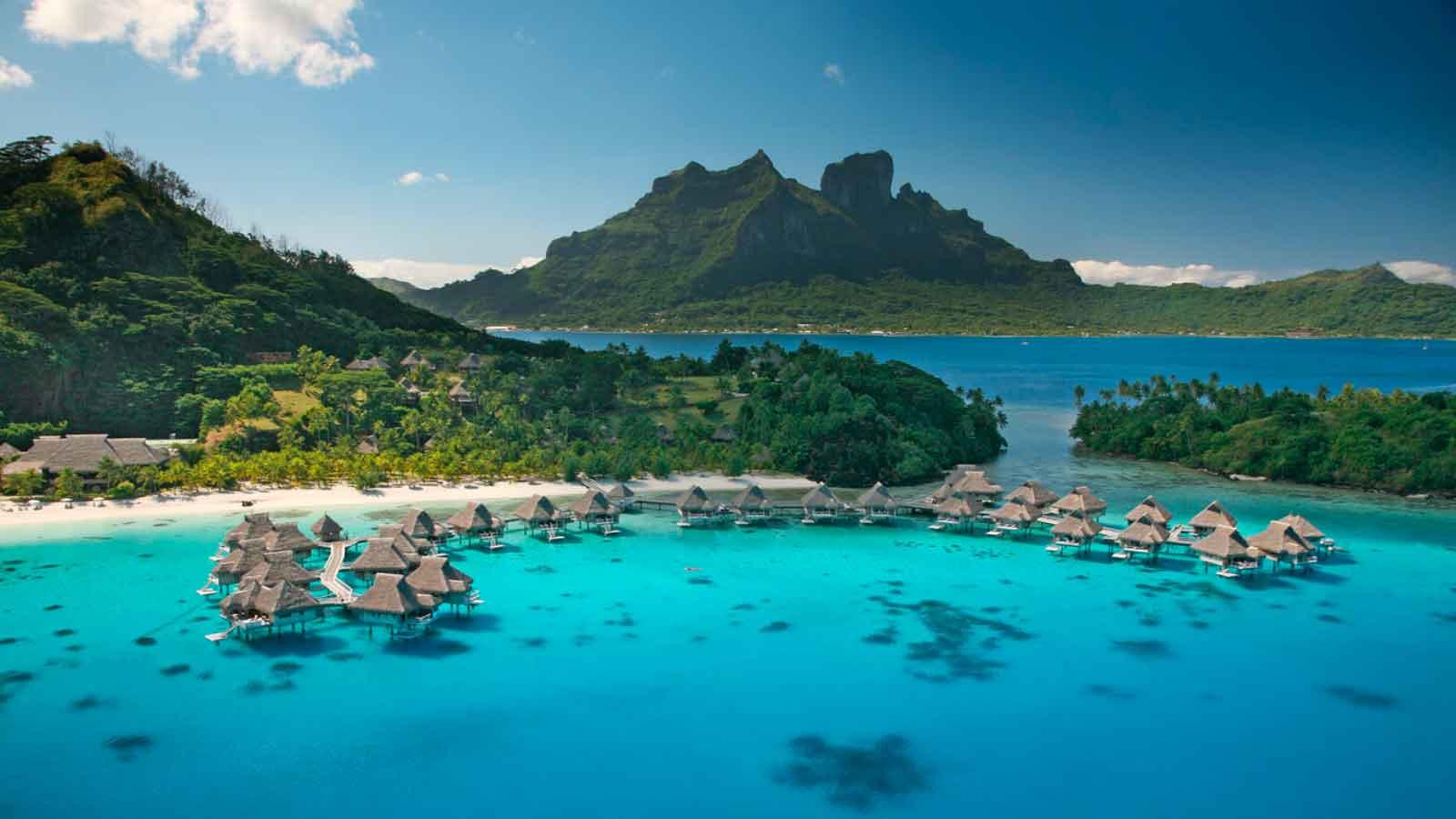 Esta es la razón por la que Bora Bora está en mi lista de lugares para conocer al menos una vez en la vida 0