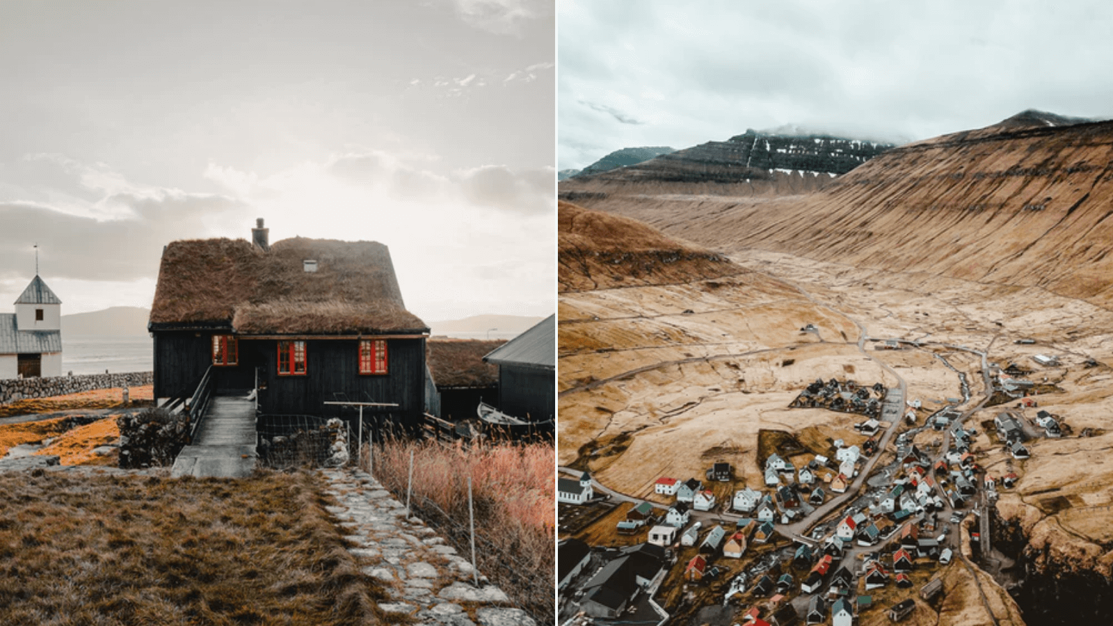 Islas Feroe en imágenes