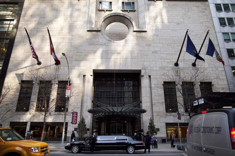 El hotel Four Seasons de Nueva York está ofreciendo habitaciones gratuitas para los trabajadores médicos