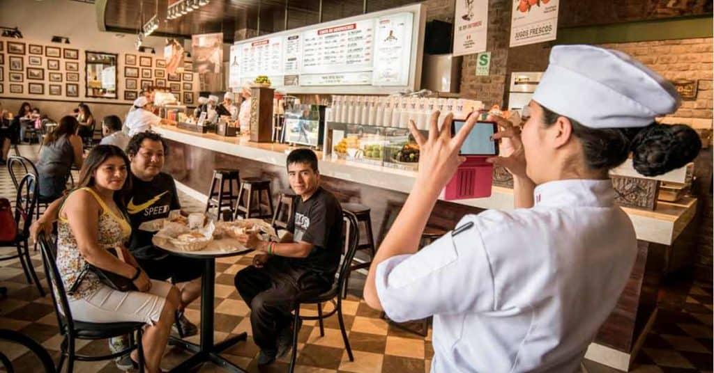 Imagen Restaurantes En Lima La Lucha