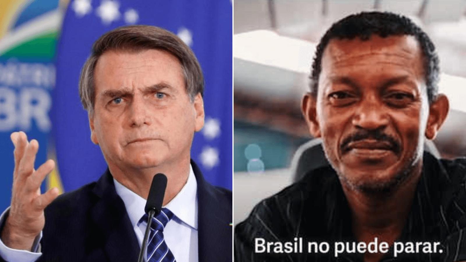 Alerta por el futuro de Brasil: víctima del coronavirus y de las ...