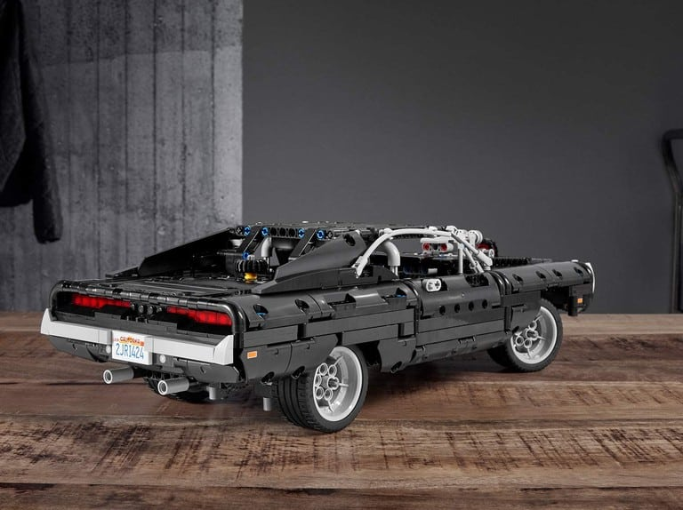 Dodge Charger Fast and Furious Lego 0660f8b