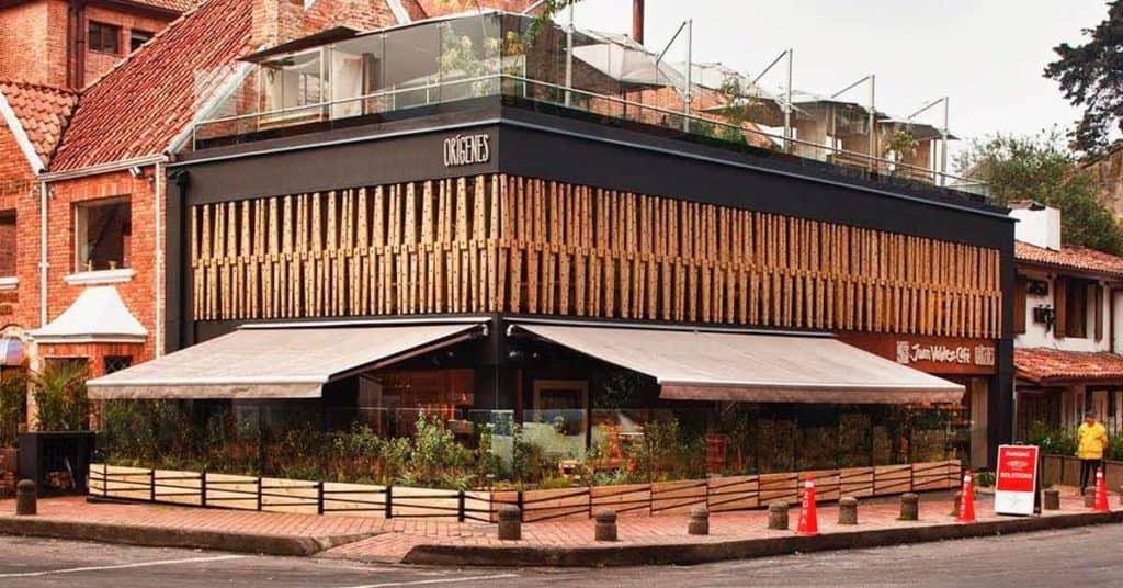 mejor cafe de Bogotá