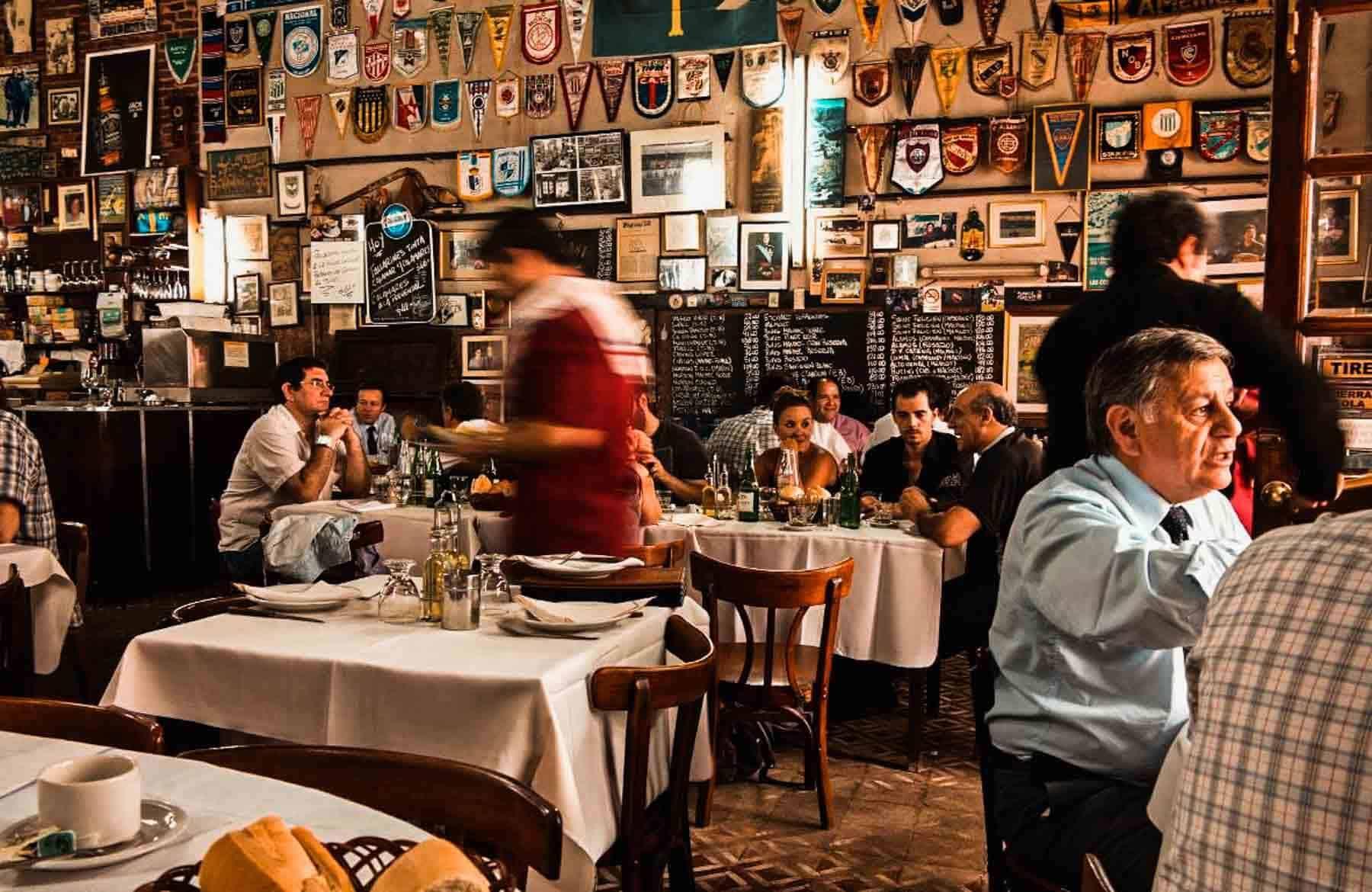 Bodegones en Buenos Aires