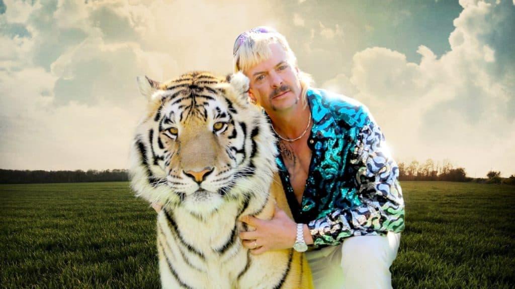 Imagen Tiger King Vertraut Charisma Joe Exotic 273000