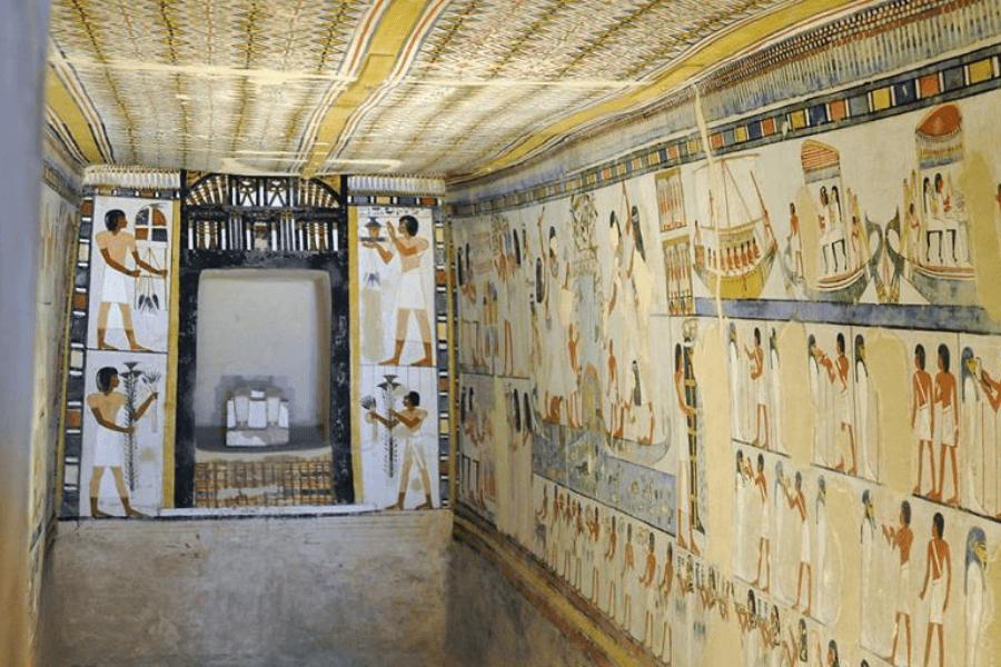 imagen Egipto abre sus tumbas para que viajeros curiosos puedan conocerlas a trav%C3%A9s de recorridos virtuales 8