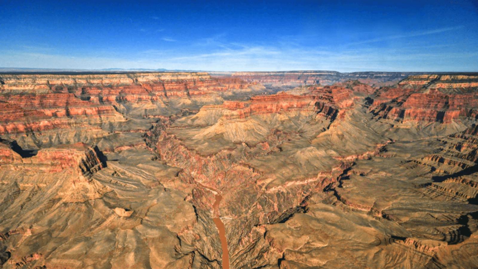 El Gran Cañón de Arizona disponible a los ojos de todo el mundo a través de un recorrido con Google Earth 1