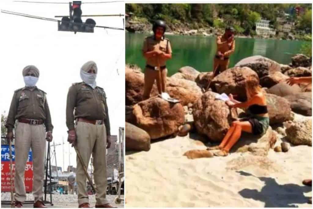 imagen Write %E2%80%98I%E2%80%99m sorry%E2%80%99 500 times %E2%80%93 Indian Police to tourists who breached lockdown ekitireporters 1024x683 1