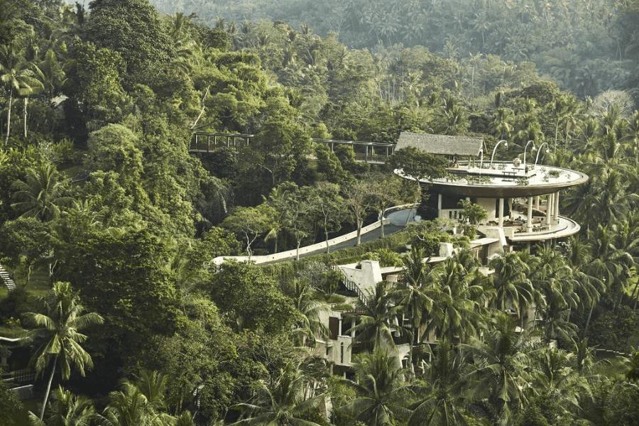 Imagen Disfrutar Bali Imponente Terraza De Hotel Four Seasons 1