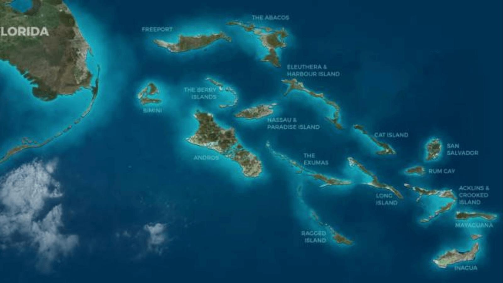 Las Bahamas en 360° Ahora puedes disfrutar recorridos virtuales en las principales islas del archipiélago 2