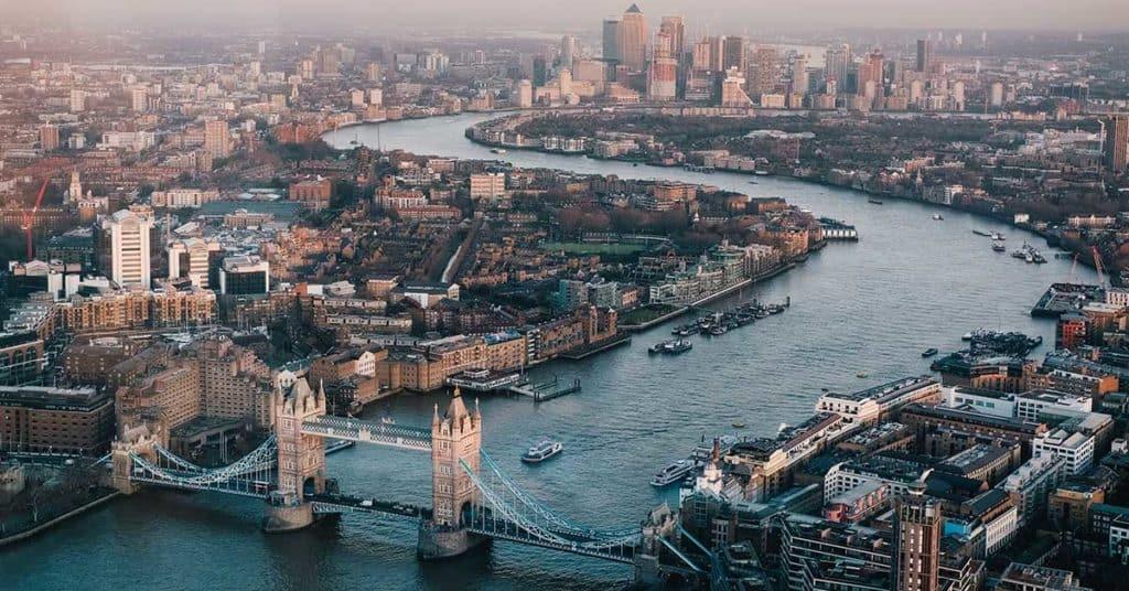 Londres encabeza el listado de mejores ciudades del mundo para viajar en 2021, según el ranking 'The World's 100 Best Cities'