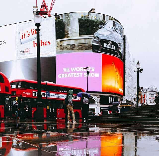 visitar Londres Londres picadilly