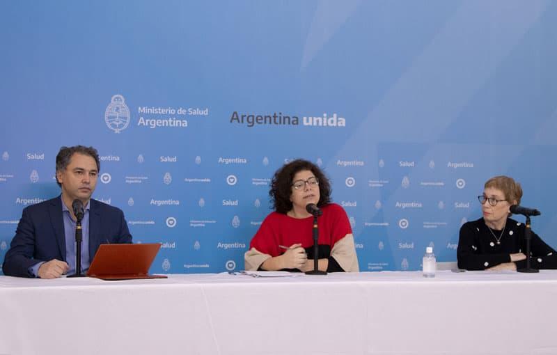 imagen En Argentina recomiendan el sexo virtual